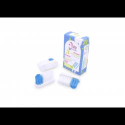Recharge brosse à dents - 3 têtes Medium