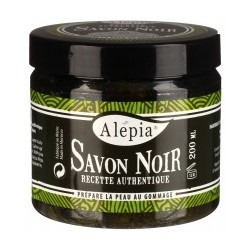 Savon Noir Alépia