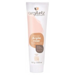 Masque Argile Rose 100g