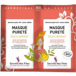 Masque pureté Peel-Off Equilibrant
