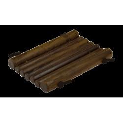 Porte-savon - Bois brun