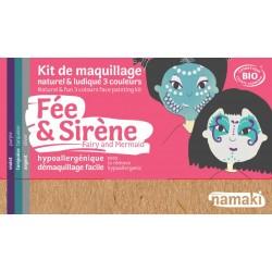 Kit de maquillage Fée et Sirène 7,5g