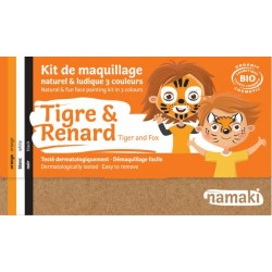 Kit de maquillage Tigre & Renard